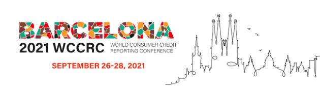 2021 WCCRC BARCELONA, SPAIN – September 26-28, 2021 – Hotel Sofia