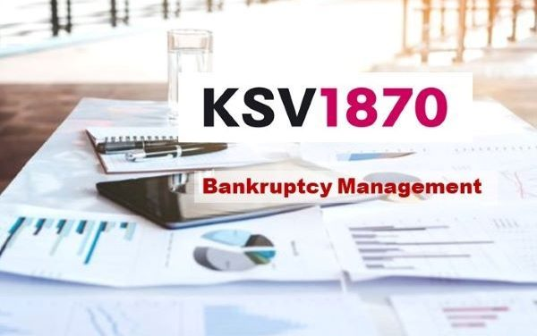 KSV1870: Karl-Heinz Götze Becomes the New Head of Bankruptcy