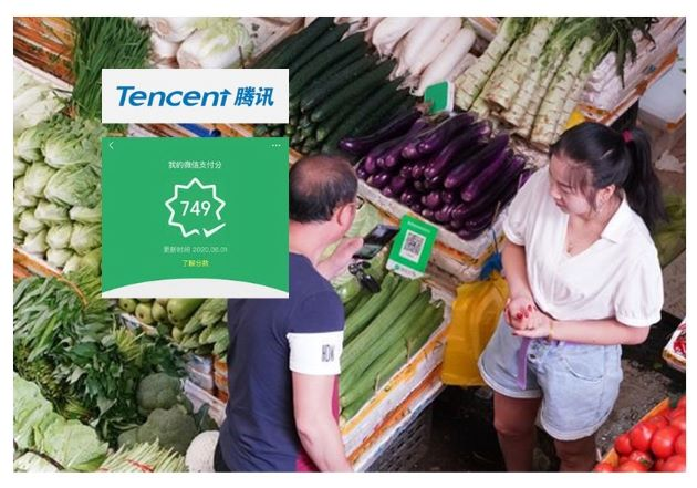 Tencent Launches Credit Scoring System Based on WeChat Purchases