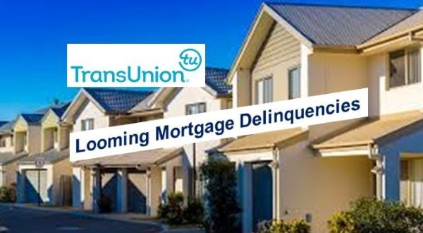 TransUnion Canada:  COVID-19 May Triple Mortgage Delinquency Levels