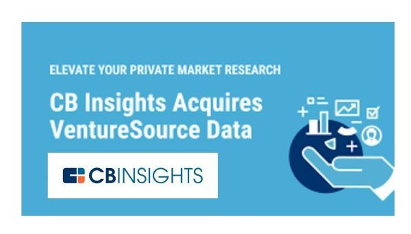 CB Insights Acquires VentureSource Data Assets