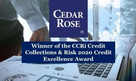 Cedar Rose Wins Credit Excellence Award for a Third Time