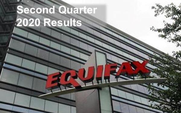 Equifax Q2, 2020 Revenue Up 12%