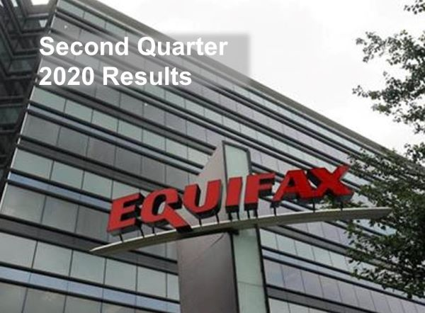 Equifax Q2, 2020 Revenue Up 12%