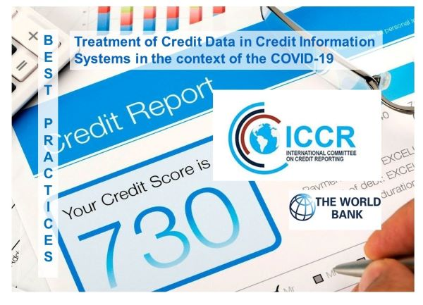 World Bank International Committee on Credit Reporting (ICCR) Recommendations on Covid-19 Acknowledged by European Commission