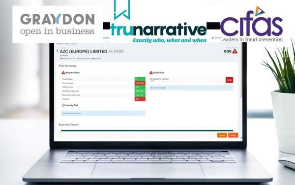 Graydon, Cifas & TruNarrative launch solution for SMEs to tackle commercial fraud