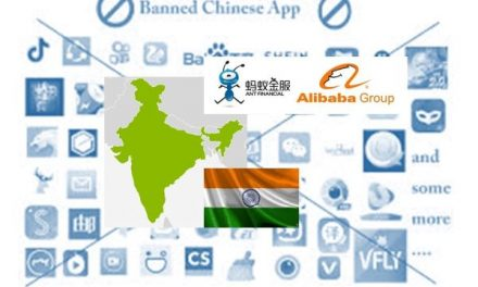 TECH WARS:  India Bans Alibaba's Taobao, Ant's Alipay While Tripling Forbidden List