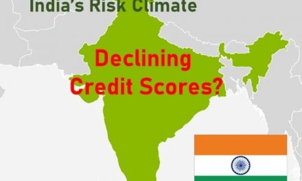 Indian Risk Climate: Credit Bureaus Are Cutting Credit Scores