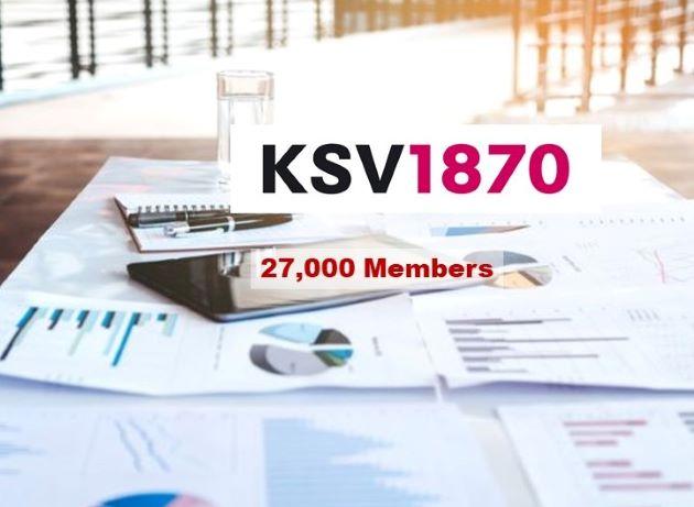 KSV1870 Reaches 27,000 Members
