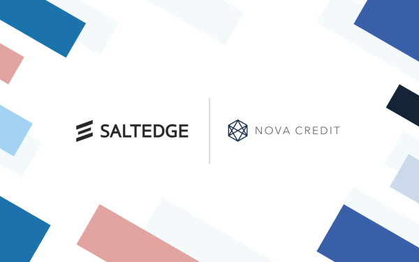 Nova Credit in Partnership with Salt Edge