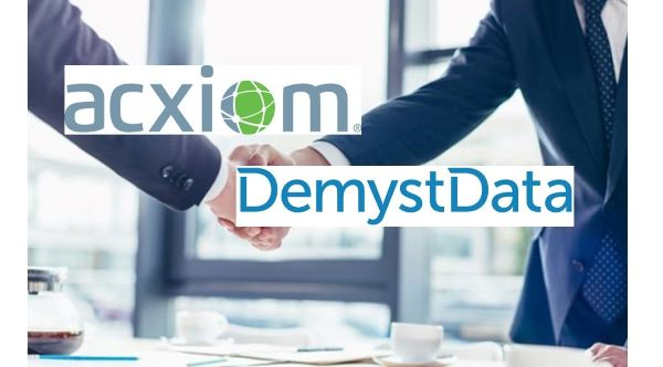 Acxiom Announces New Partnership with Demyst