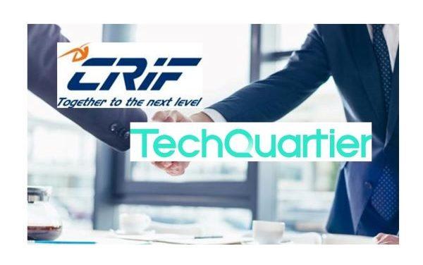CRIF Announces Partnership with Techquartier