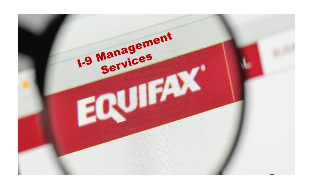 Equifax Launches Industry's First I-9 Compliance Offering for E-Commerce Environment
