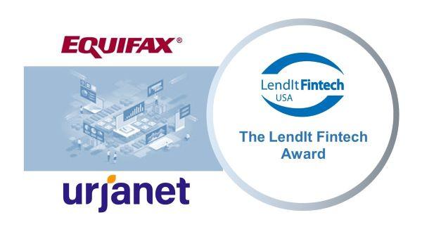 "Equifax and Urjanet Named LendIt Fintech ""Most Promising Partnership"""