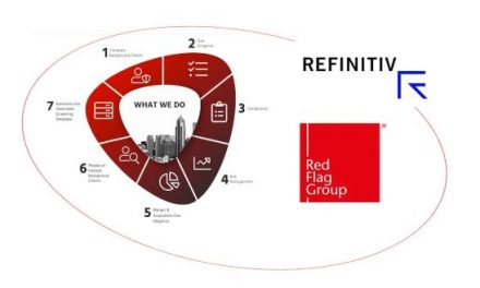 Refinitiv Acquires the Red Flag Group