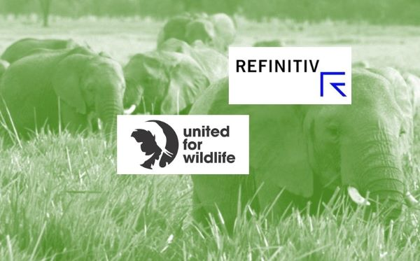 Refinitiv Partners with United For Wildlife to Tackle Illegal Wildlife Trade