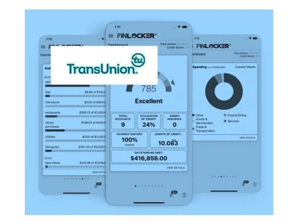 TransUnion Invests in Fintech Startup FinLocker