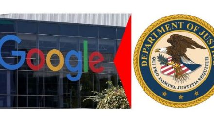 US Justice Department Files Landmark Antitrust Case Against Google