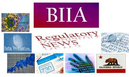 BIIA Regulatory Newsletter November 2020 (48th Edition)