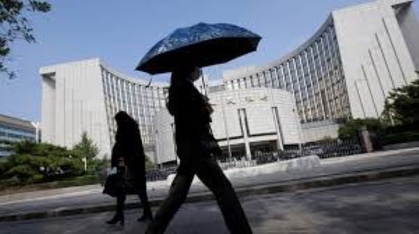 China's Central Bank (PBOC) Chief Warns Climate Change Poses Challenge to Financial Stability