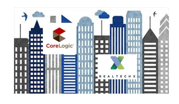 CoreLogic Australia in Partnership with RealTechX