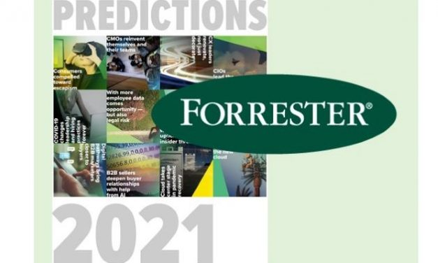 Forrester Predictions 2021: Accelerating Out of the Crisis