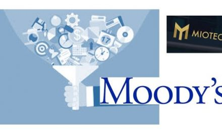 Moody's Acquires Minority Stake in MioTech