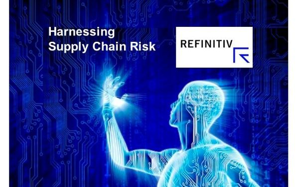 Refinitiv Launches AI-Powered Due Diligence to Better Assess Business Supply Chains