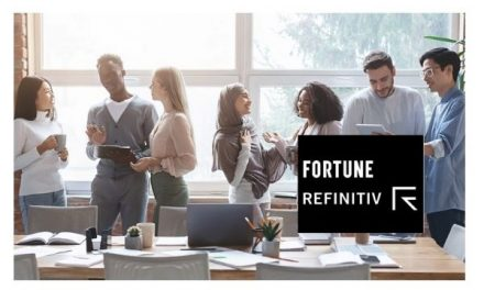 Fortune and Refinitiv Encourage Unprecedented Corporate Diversity Disclosure