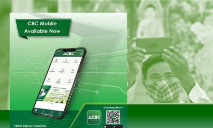 Credit Bureau Cambodia Launches Mobile App