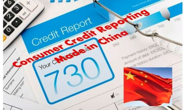 China Approves Second Consumer Credit Reporting Agency – Pudao Credit Rating Co Ltd