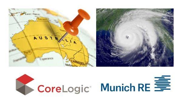 Insurtech: CoreLogic Australia Partners with Munich Re to Prepare for Future Climate Risks.
