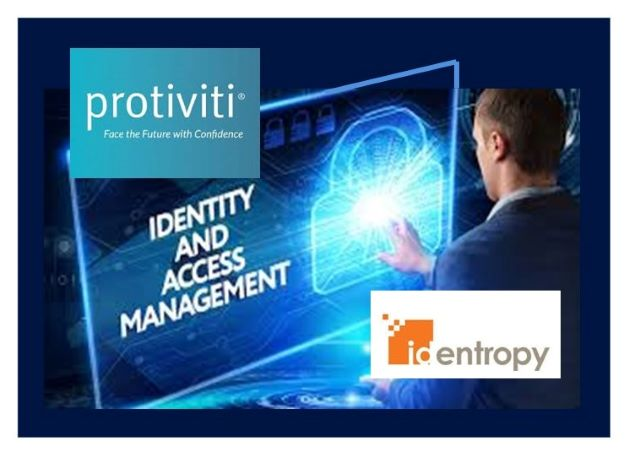 Protiviti Acquires Identropy, a Leading Identity Access Management Firm