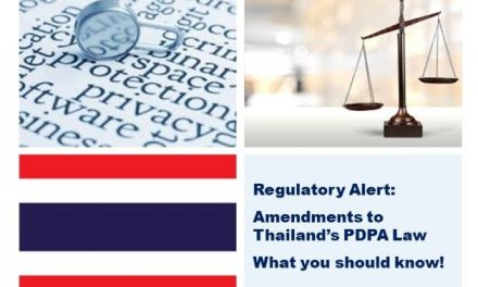 Thailand Data Protection Act Undergoing Amendments