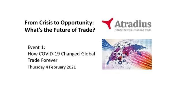 Atradius Webinar Series:  From Crisis to Opportunity