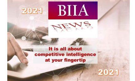 BIIA Newsletter January II – 2021 Issue