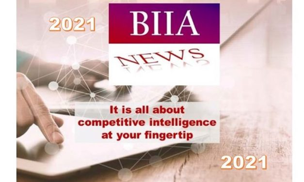 BIIA Newsletter January II – 2021 Issue