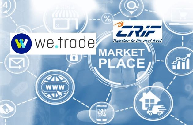 CRIF Makes Strategic Investment in we.trade