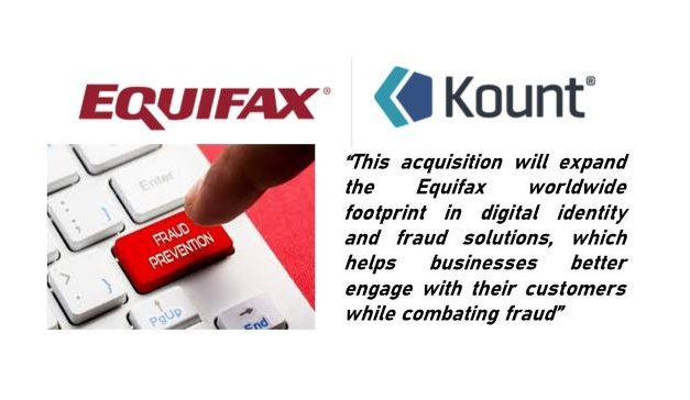 Equifax Closes Acquisition of Kount