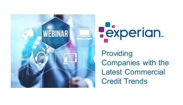 Experian Launches Commercial Portfolio Webinar Series