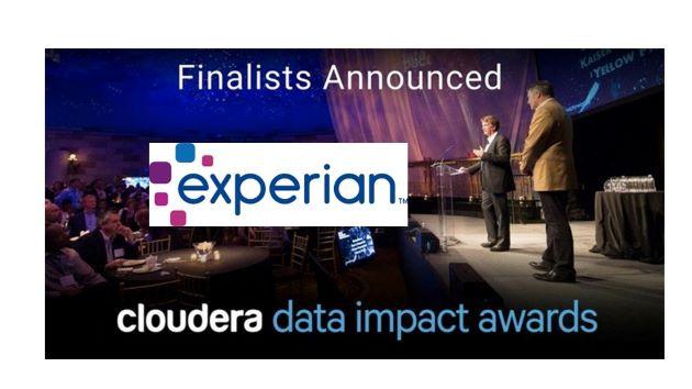 Experian Wins Data for Enterprise AI Award