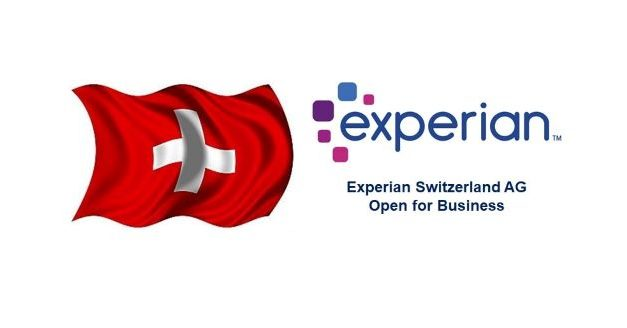 Experian Expands Business in Switzerland