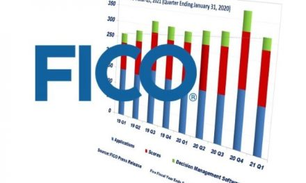 FICO Revenue Growth for Q1 up 4%