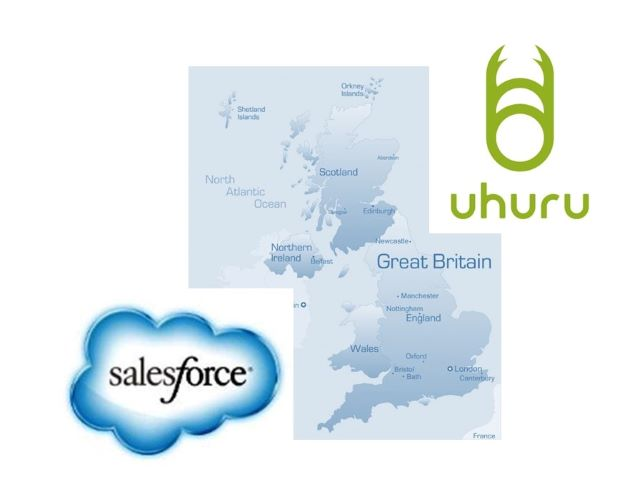 Salesforce Invests in IoT Firm for 6th Time to Expand Reach in UK