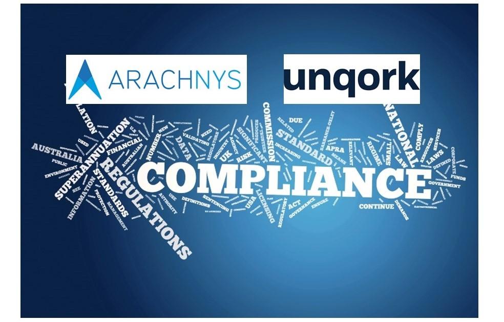 Unqork and Arachnys Announce Partnership to Modernize Customer Onboarding Processes
