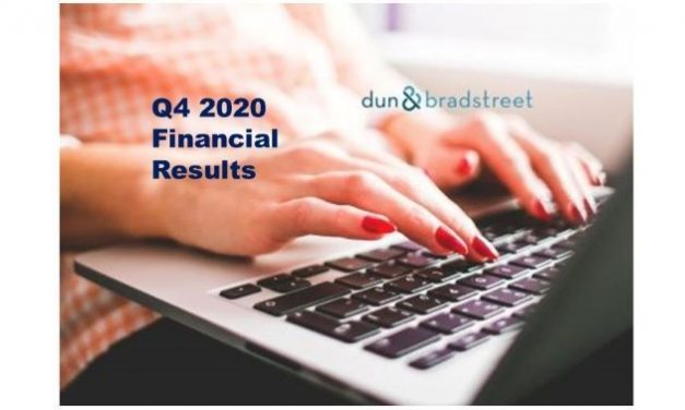 Dun & Bradstreet Q4 Revenue Growth Up 10.5%, Full Year 10.1% (constant currency basis)