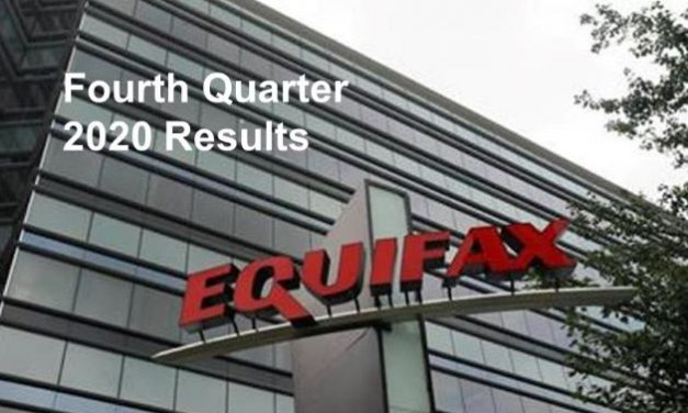 Equifax Q4 2020 Revenue Up 23% – Full Year Revenue Up 18%