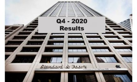 S&P Global Reports Q4 2020 Revenue up 8%; Full Year Revenue Up 11%
