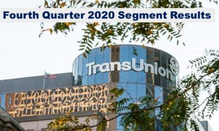 TransUnion Q4 2020 and Full Year Revenues Up 2%; Segment Results