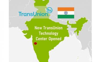 TransUnion Opens New Centre in Pune, India